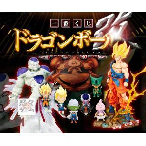 Dragon Ball Kai - Saikyou Rival Part. Full Set 21 x items - Ichiban Kuji [Banpresto]