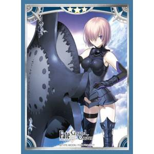 "Fate/Grand Order - Broccoli Character Sleeve ""Shielder / Mashu Kyrielite"" Pack"