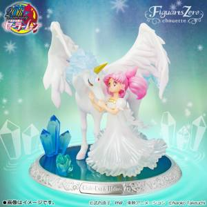 SAILOR MOON -  CHOUETTE - Chibi-Usa & Helios LIMITED EDITION [FIGUARTS ZERO]