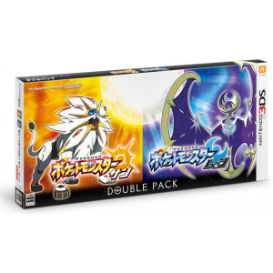 Pokemon Sun & Moon - Limited Double Pack [3DS]