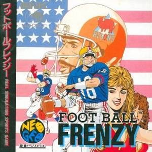 Football Frenzy [NG CD - Used Good Condition]