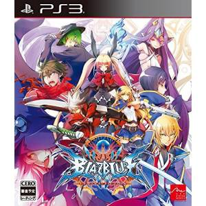 BLAZBLUE CENTRALFICTION - Standard Edition [PS3]