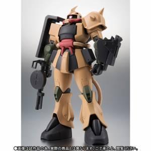 Gundam - MS-06D Zaku Desert Type Ver. A.N.I.M.E. Limited Edition [Robot Spirits]