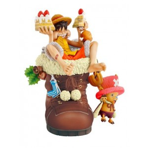 One Piece LOG McCoy vol.1 - Limited Edition [Megahouse]