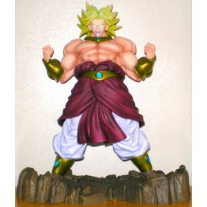 Dragon Ball Kai - Saikyou Rival Part. - Broly Last One Price [Banpresto Ichiban Kuji Lottery]