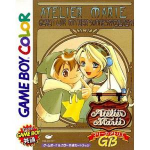 Marie no Atelier - Salburg no Renkinjutsushi [GBC - Used Good Condition]
