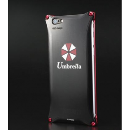 GILD design × BIOHAZARD 20th Anniversary Umbrella Ver. iPhone 6 / 6s Case & Protection Sheet [Goods]