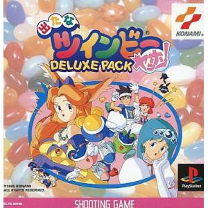 Detana TwinBee Yahoo! Deluxe Pack [PS1 - Occasion / Sans boitier]