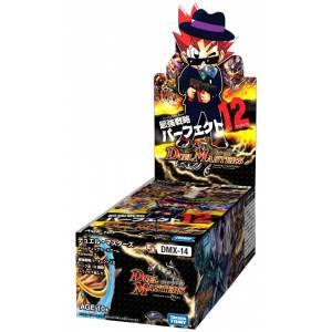 Duel Masters TCG - Episode 3 Saikyo Senryaku Perfect 12 BOX [DMX-14] [Trading Cards]