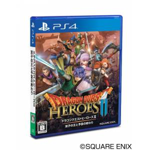 Dragon Quest Heroes II: The Twin Kings and the Prophecy's End [PS4-Used]