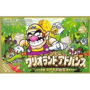 Wario Land Advance / Wario Land 4 [GBA - Used Good Condition]