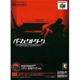 Perfect Dark + Expansion Pak [N64 - used good condition]