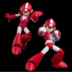 Mega Man - Jet Rockman & Power Rockman Set [4 Inch Nel]