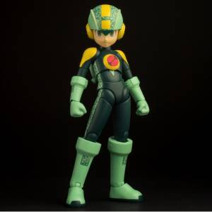 Mega Man Battle Network - Mega Man [4 Inch Nel]