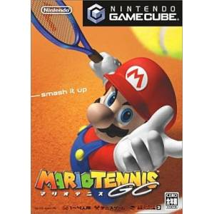 Mario Tennis GC / Mario Power Tennis [NGC - used good condition]