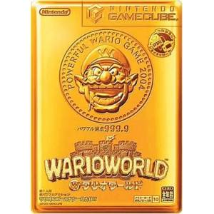 Wario World [NGC - used good condition]