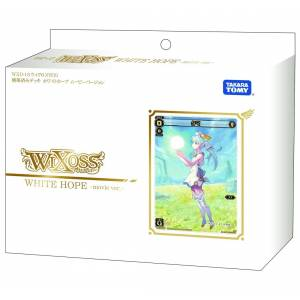 WIXOSS TCG - Movie Premier Commemoration Deck WHITE HOPE -movie ver.- Pack [Trading Cards]