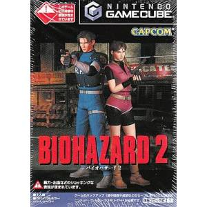 Bio Hazard 2 / Resident Evil 2 [NGC - used good condition]