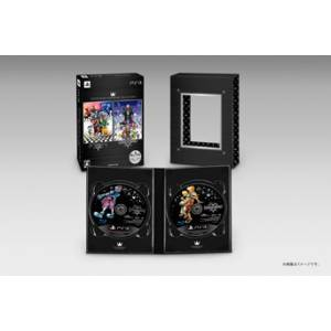 Kingdom Hearts HD 1.5 + 2.5 ReMIX - Starter Pack [PS3 - damaged box]