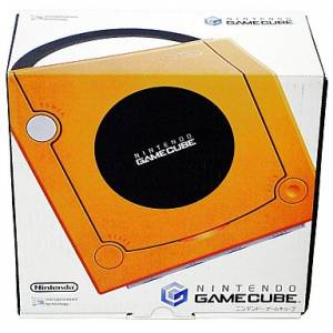 Game Cube - Orange [Brand New]