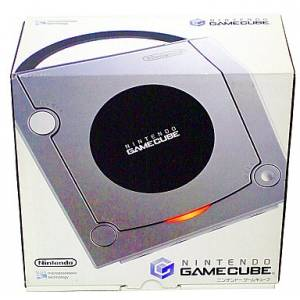 Game Cube - Silver [Used Good Condition]