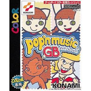 pop'n music GB [GBC - Used]