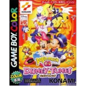pop'n music GB Disney Tunes [GBC - Used]