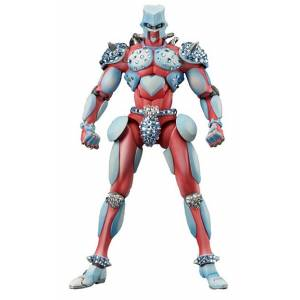 JoJo's Bizarre Adventure - Crazy Diamond Swarovski Limited Edition [Super Action Statue]