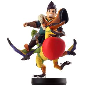 Amiibo Qurupeco & Dan - Monster Hunter Stories Series Ver. [Wii U]