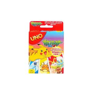 UNO - Pokemon XY Card Game [Goods]