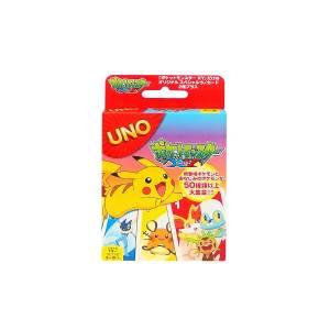 UNO - Pokemon XY Card Game [Goods]