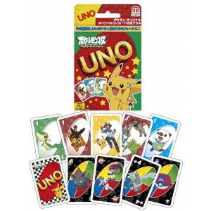 UNO - Pokemon BW (Best Wishes) Card Game [Goods]