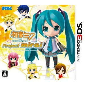 Hatsune Miku and Future Stars Project mirai - Standard Edition [3DS]