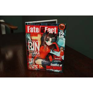 Fate/the Fact -Internet Deep Culture Magazine- [CD / Magazine]