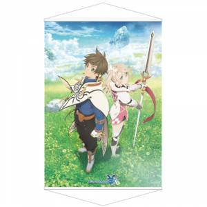Tales of Zestiria X -  B2 Tapestry / Wall Scroll [Goods]