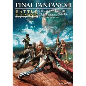 Final Fantasy XIII -Battle Ultimania- [Square Enix]