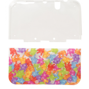Cover Plates -  Pokemon Pikachu Gummi Candy Ver. [New 3DSLL]