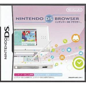 Nintendo DS Browser (DS Lite) [neuf]