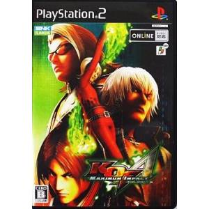 KOF Maximum Impact - Regulation A [PS2 - Used Good Condition]