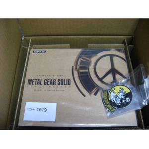 PSP-3000 Metal Gear Solid Konami Style [Limited Edition/ used]