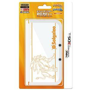 Cover Plates PC - Pokemon Solgaleo Ver. [New 3DSLL]
