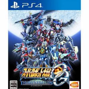 Super Robot Wars OG: The Moon Dwellers - Standard Edition [PS4-Used]