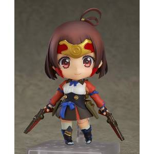Kabaneri of the Iron Fortress - Mumei [Nendoroid 660]