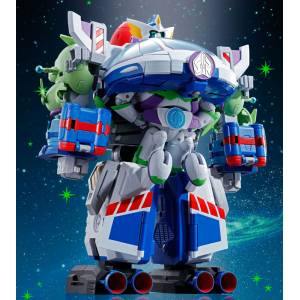 TOY STORY Chogattai Buzz the Space Ranger Robot [Chogokin]