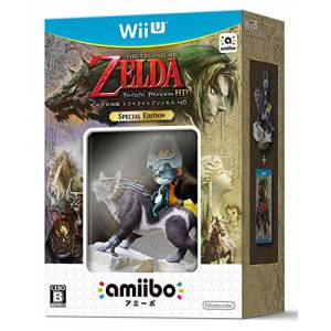 The Legend of Zelda: Twilight Princess HD SPECIAL EDITION (Brand New - Damaged Box) [Wii U]