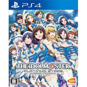 Idolm@ster Platinum Stars - Standard Edition [PS4-Occasion]