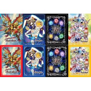 Battle Spirits - Hologram Card Sleeve Ultimate Collection Part.2 4 Type Set [Trading Cards]