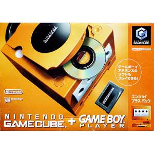 Game Cube + Game Boy Player - Orange [Used Good Condition]