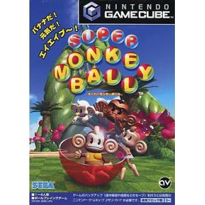 Super Monkey Ball [NGC - used good condition]
