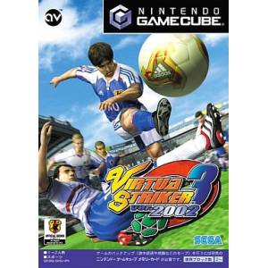 Virtua Striker 3 ver. 2002 [NGC - used good condition]